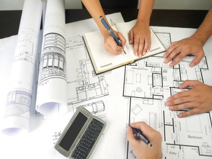 Задачи при дизайне работы